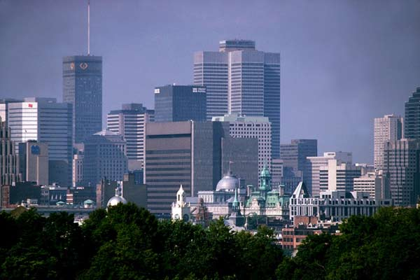 Монреаль является вторым по источник